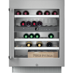 Gaggenau200 Series Wine Cooler With Glass Door 23.5''
