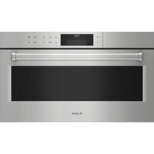 """Wolf - 30"""" E Series Professional Convection Steam Oven"""
