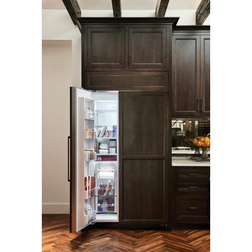 """Sub-Zero - 42"""" Classic Side-by-Side Refrigerator/Freezer - Panel Ready"""
