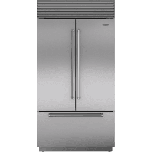 "Subzero42"" Classic French Door Refrigerator/Freezer with Internal Dispenser"