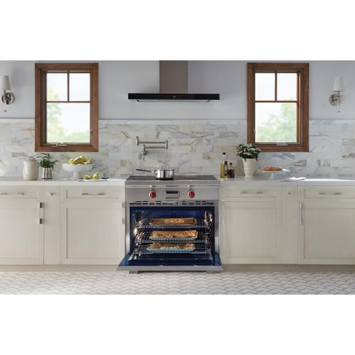 """Wolf - Legacy Model - 36"""" Transitional Induction Range """"DISPLAY MODEL CLEARANCE"""""""