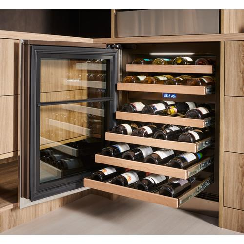 "24"" Designer Undercounter Wine Storage - Panel Ready"