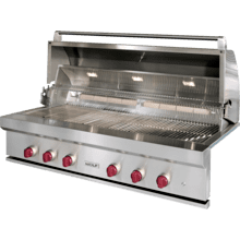 """See Details - 54"""" Outdoor Gas Grill"""