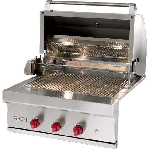 """Wolf - 30"""" Outdoor Gas Grill"""