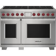 "48"" Dual Fuel Range - 8 Burners"