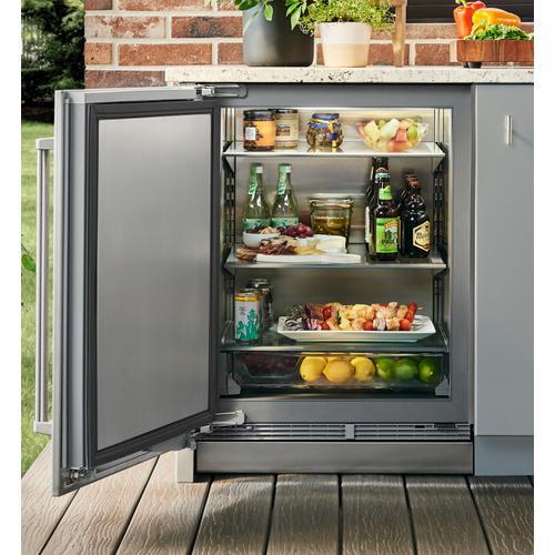 "Sub-Zero - 24"" Outdoor Undercounter Refrigerator - Panel Ready"