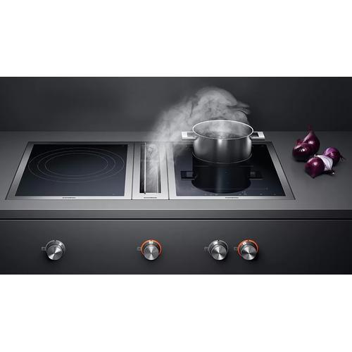 Gaggenau - 400 Series Vario Backsplash Ventilation 11 Cm Stainless Steel