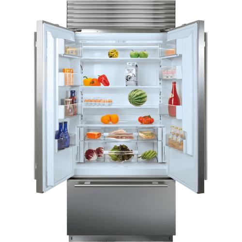 "Sub-Zero - 36"" Classic French Door Refrigerator/Freezer"