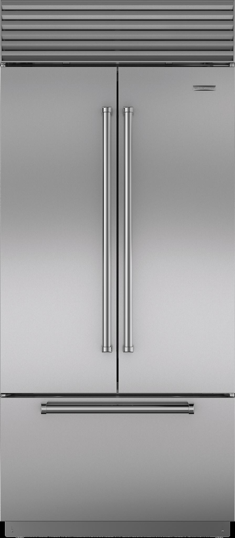 "Subzero36"" Classic French Door Refrigerator/freezer"