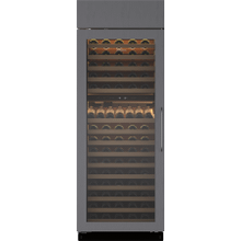 """See Details - 30"""" Classic Wine Storage - Panel Ready"""