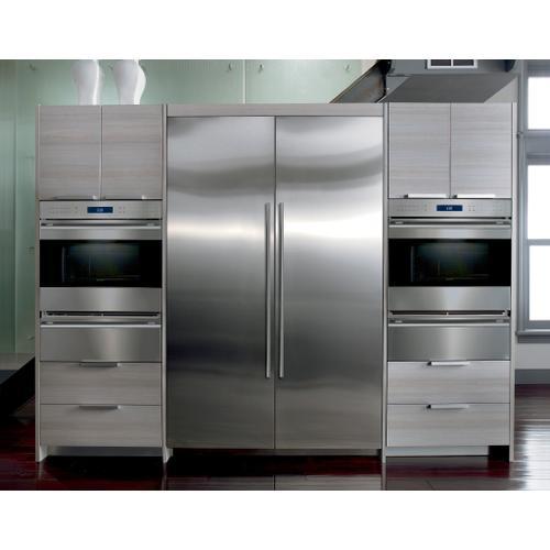 "Sub-Zero - 24"" Designer Column Refrigerator - Panel Ready"