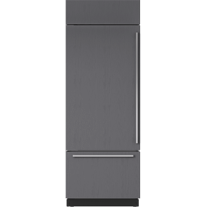 "Sub-Zero30"" Classic Over-and-Under Refrigerator/Freezer - Panel Ready"