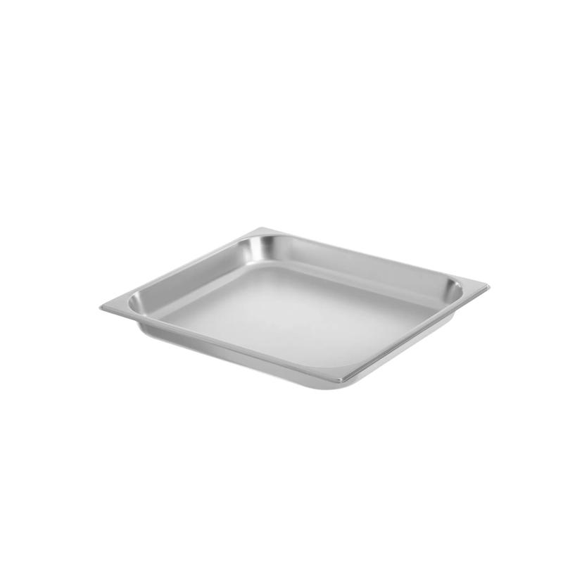 Large Stainless Steel Pan - Unperforated GN114230