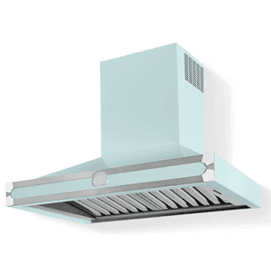 Lacornue Cornufe - Roquefort Albertine 90 Hood with Polished Chrome Accents