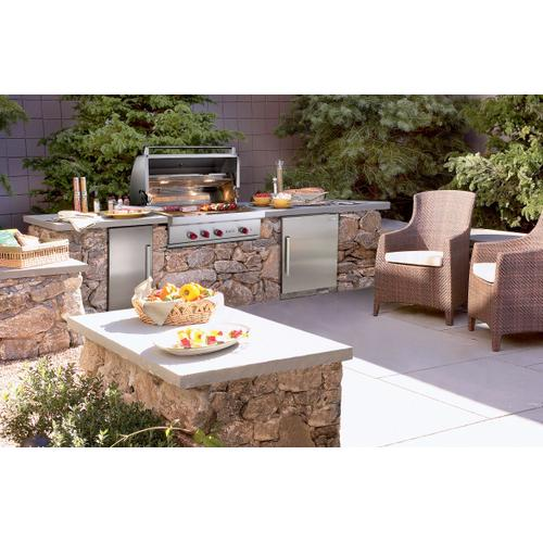 """Wolf - 42"""" Outdoor Gas Grill"""