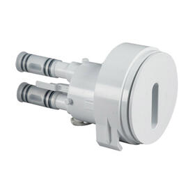 Water Filter By-Pass Plug