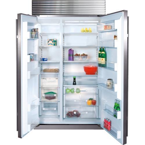 """Sub-Zero - 42"""" Classic Side-by-Side Refrigerator/Freezer"""