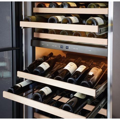 "Sub-Zero - 30"" Classic Wine Storage - Panel Ready"