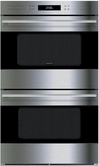 """Legacy Model - 30"""" E Series Transitional Built-In Double Oven"""
