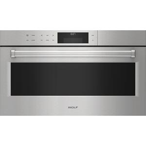 """Wolf30"""" E Series Professional Convection Steam Oven"""