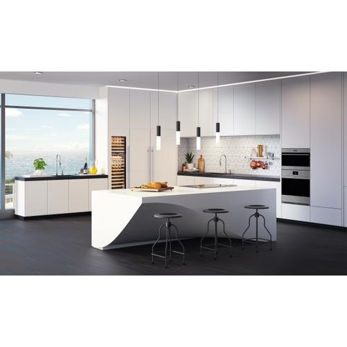 """Wolf - 36"""" Transitional Framed Induction Cooktop"""