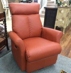 Swivel, power pack glider rocker recliner