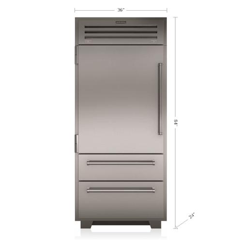 "Sub-Zero - 36"" PRO Refrigerator/Freezer"