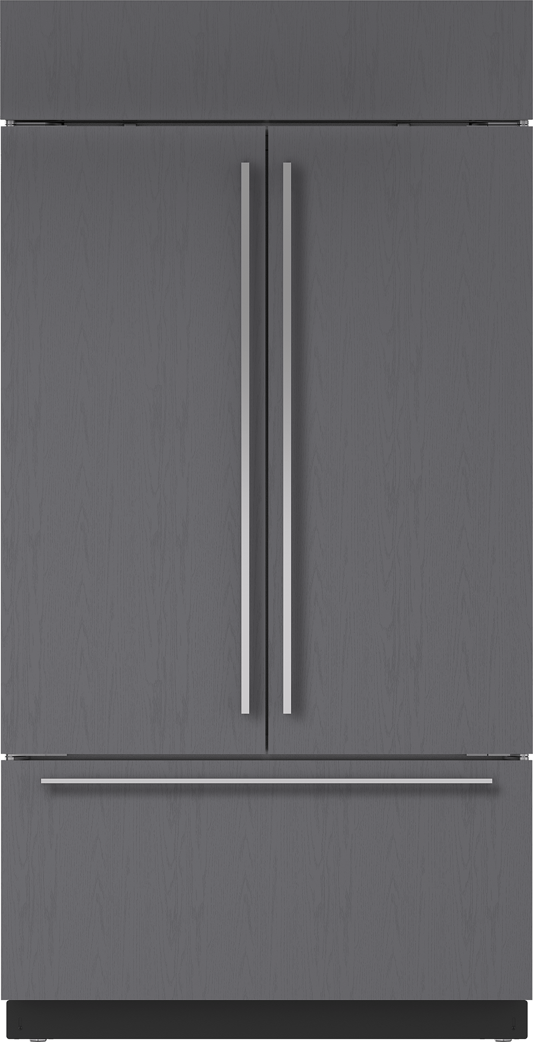 "Subzero42"" Classic French Door Refrigerator/freezer - Panel Ready"