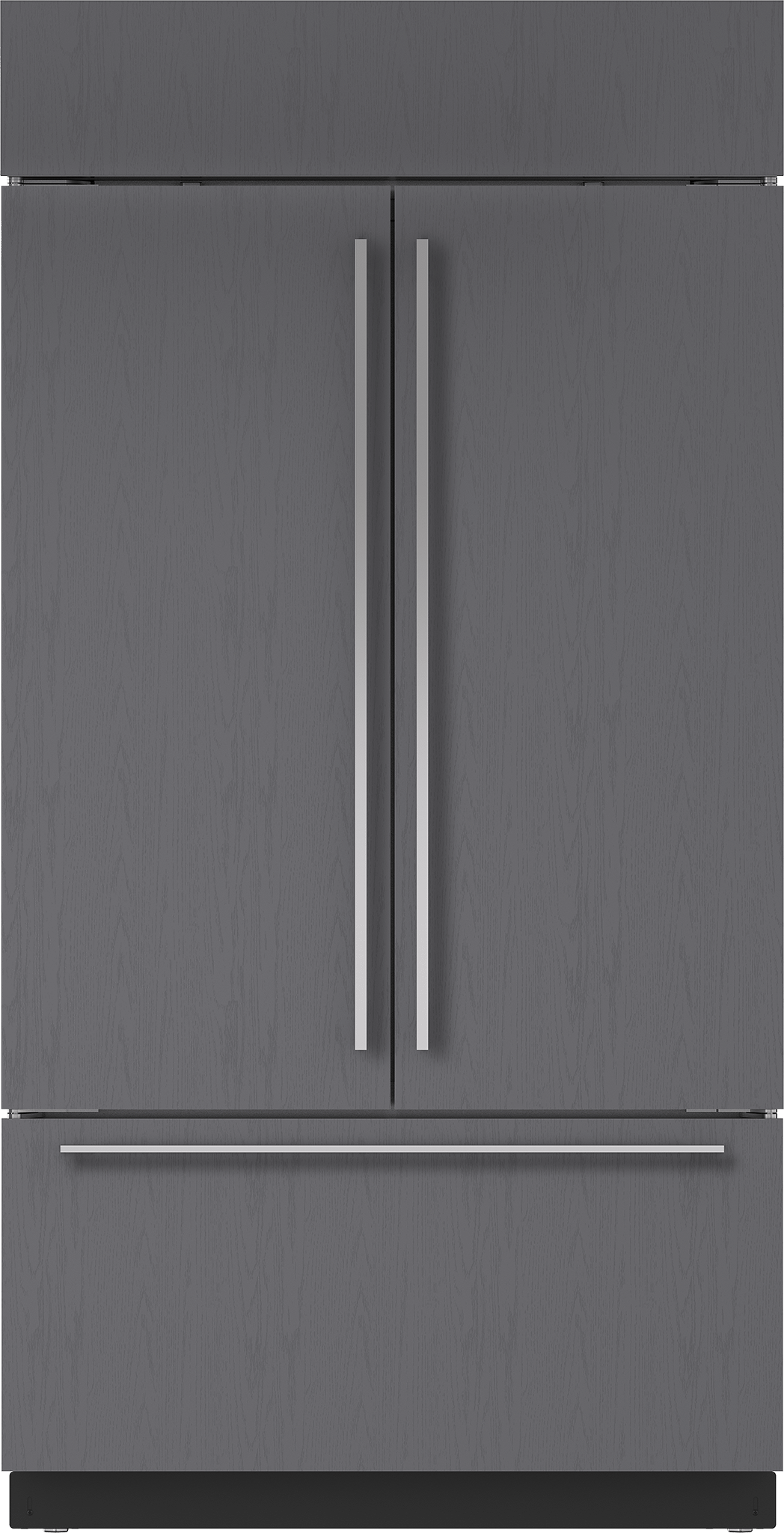 "Subzero42"" Classic French Door Refrigerator/freezer With Internal Dispenser - Panel Ready"