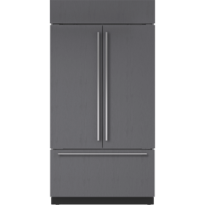 "Subzero42"" Classic French Door Refrigerator/Freezer with Internal Dispenser - Panel Ready"