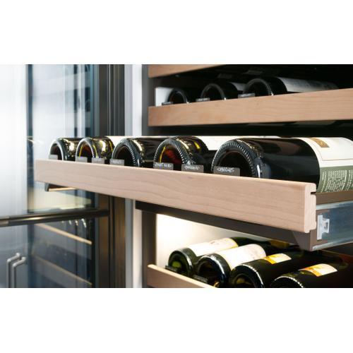 "Sub-Zero - 30"" Designer Wine Storage - Panel Ready"