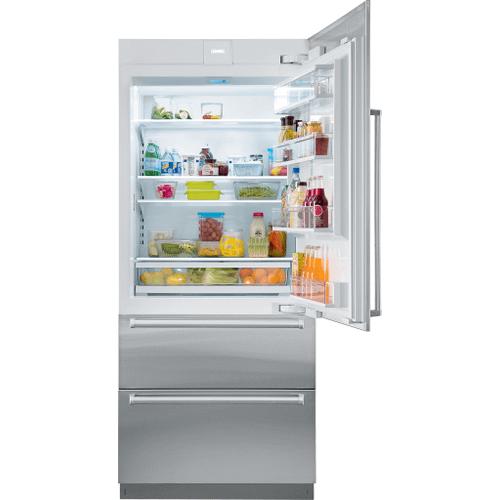 "Sub-Zero - 36"" Designer Over-and-Under Refrigerator - Panel Ready"