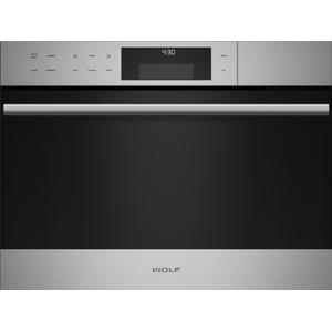 """Wolf24"""" E Series Transitional Convection Steam Oven"""