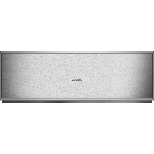 400 Series Vacuum-sealing Drawer 20.3 Cm Stainless Steel Behind Glass