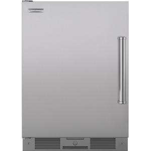 """SubzeroLegacy Model - 24"""" Outdoor Undercounter Refrigerator - Stainless Door"""