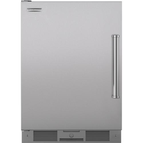 "Sub-Zero - Sub-Zero UC24ROPHLH   Legacy Model - 24"" Outdoor Undercounter Refrigerator - Stainless Door"