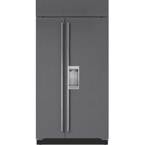 """Sub-Zero42"""" Classic Side-by-Side Refrigerator/Freezer with Dispenser - Panel Ready"""