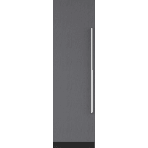 "Sub-Zero - Sub-Zero 24"" Designer Column Freezer with Ice Maker - Panel Ready - Scratch in Liner - FLOOR MODEL"