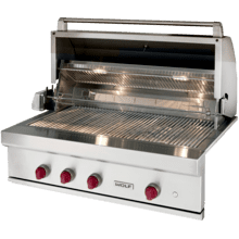 """See Details - 42"""" Outdoor Gas Grill"""