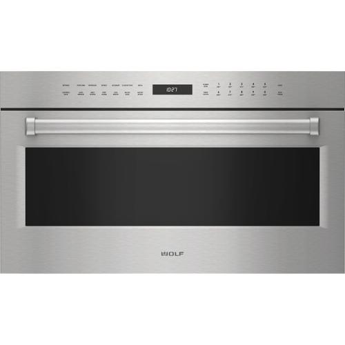 """Wolf - 30"""" E Series Professional Speed Oven"""