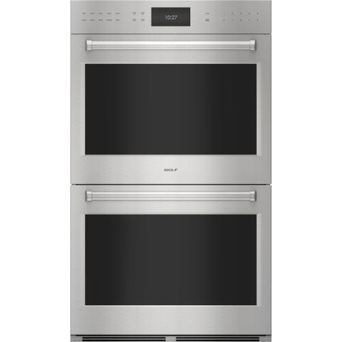 """Wolf - 30"""" E Series Professional Built-In Double Oven"""