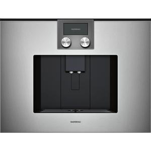 Gaggenau200 Series Fully Automatic Coffee Machine Metallic