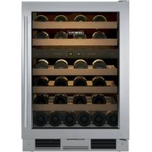 "Sub-Zero UW24FSSTHRH  Legacy Model - 24"" Freestanding Undercounter Wine"