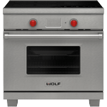 WolfWolf Legacy Model - 36&quot Professional Induction Range