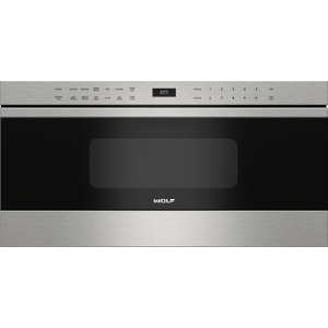 "Wolf30"" Transitional Drawer Microwave"
