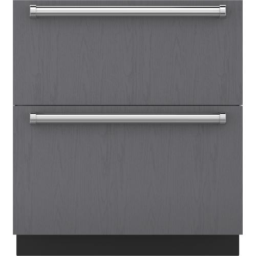 "Sub-Zero - 30"" Designer Refrigerator Drawers - Panel Ready"