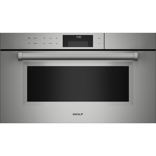 """Wolf - 30"""" M Series Professional Convection Steam Oven"""