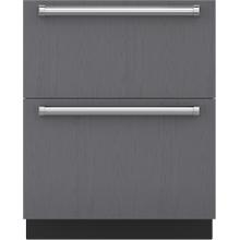 "See Details - 27"" Designer Refrigerator Drawers - Panel Ready"