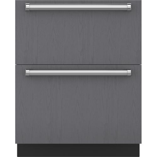 "Sub-Zero - 27"" Designer Refrigerator Drawers - Panel Ready"