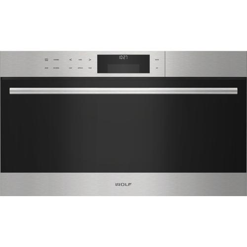 """Wolf - 30"""" E Series Transitional Convection Steam Oven"""